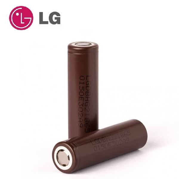 LG LG HG2 18650 3000mAh 20A Battery (MSRP $14.99)