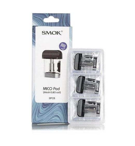 Smok Smok Mico Pods 3pack (MSRP $14.99)