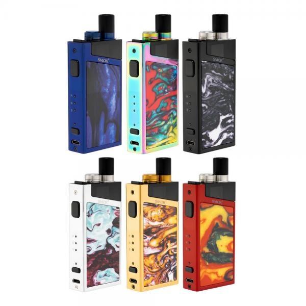 Smok Smok Trinity Alpha Pod 30W Kit (MSRP $56.99)