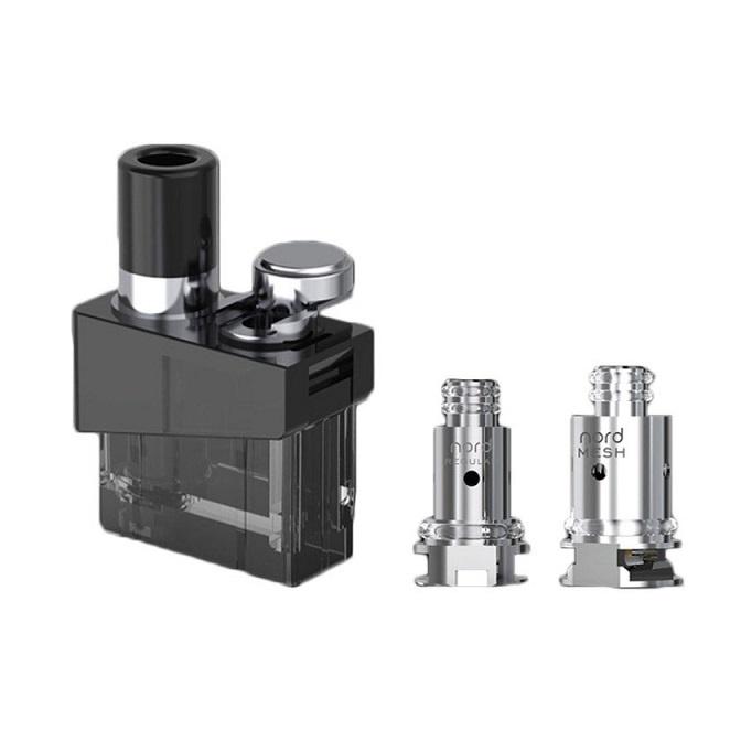 Smok Smok Trinity Alpha Pod and Coils (MSRP $14.99)