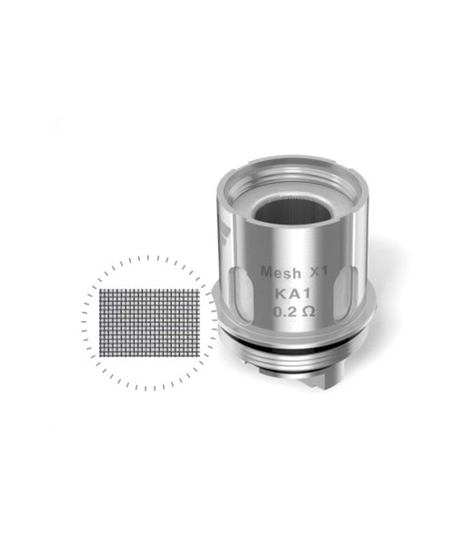 Geek Vape GeekVape Supermesh X1 Coils 5Pack (MSRP $19.99)
