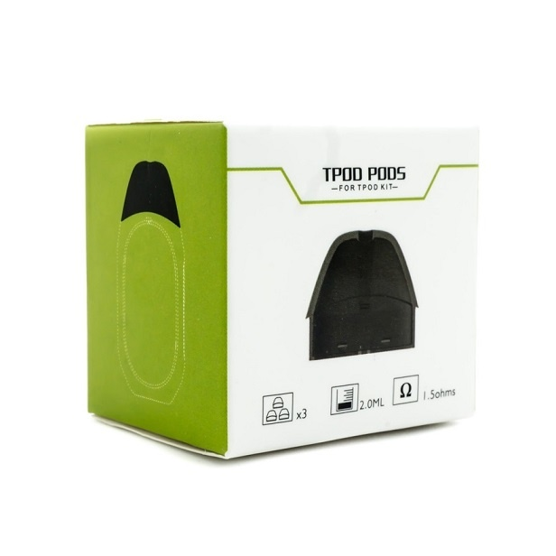 Tesla Tesla T-Pod Refillable Pods 3Pack (MSRP $24.99)