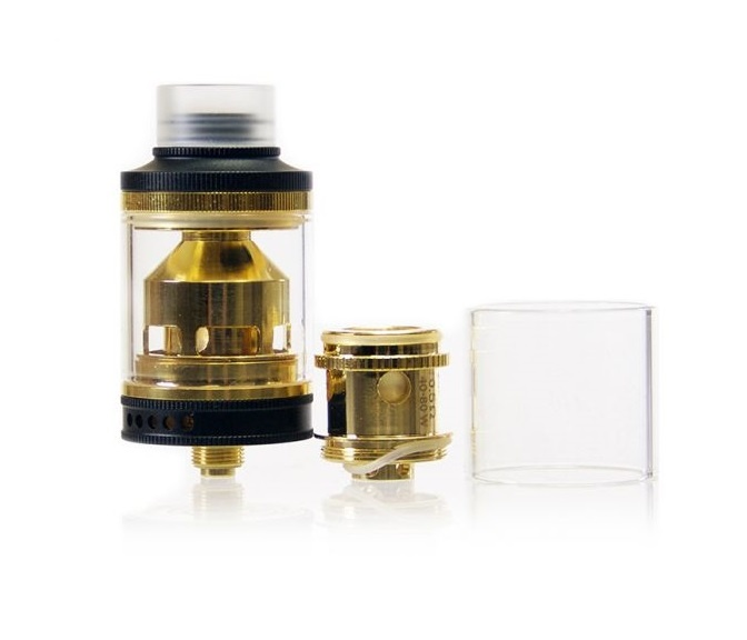 Wake Wake 24mm Sub-Ohm Tank (MSRP$29.99)