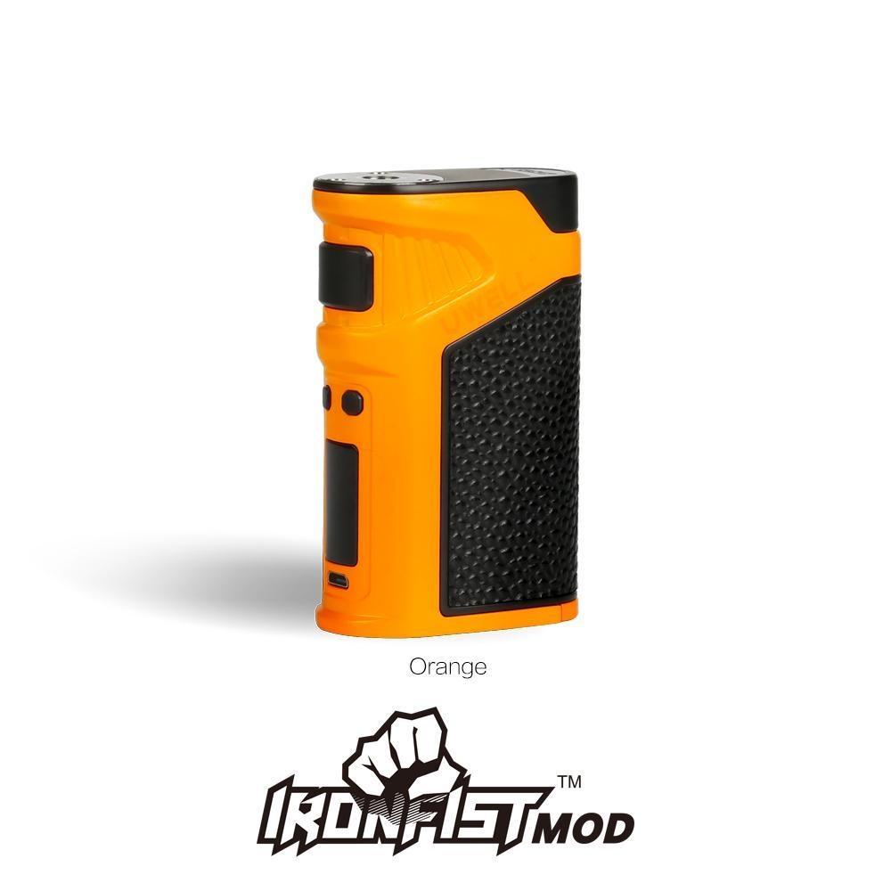 Uwell Ironfist 200W Box Mod (MSRP $59.99)
