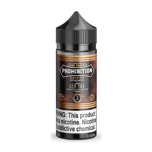 OPMH Prohibition 100ml (MSRP $32.99)