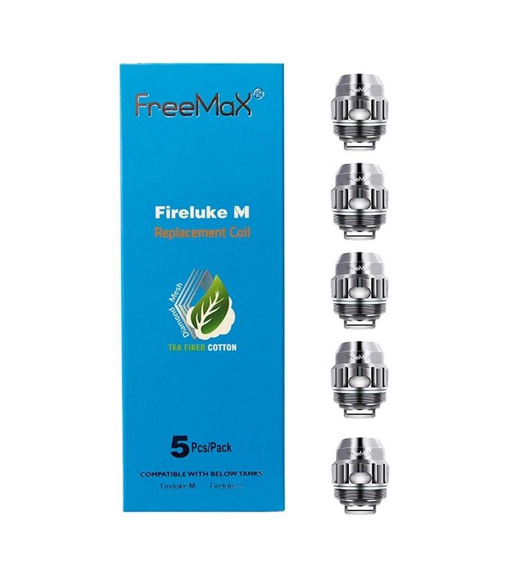 Freemax Freemax Fireluke Mesh Coils 5Pack (MSRP $24.99)