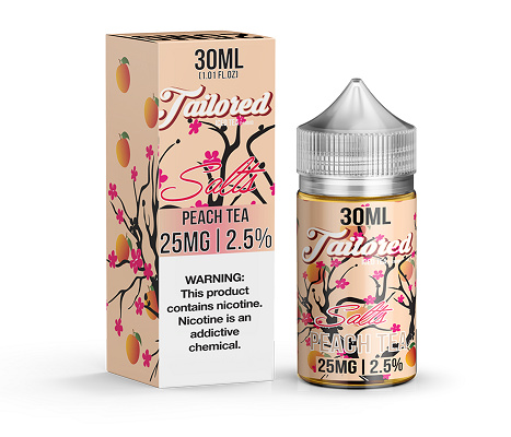 Tailored Vapors Tailored Iced Tea Salts 30ml (MSRP $24.00)