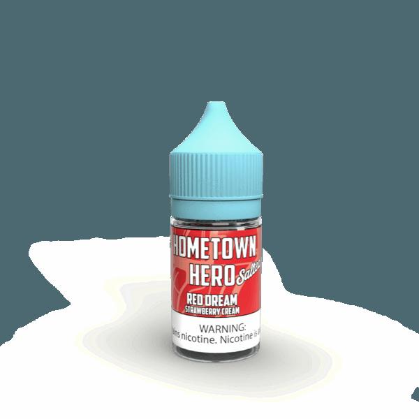 Hometown Hero Salted 30ml (MSRP $20.00)
