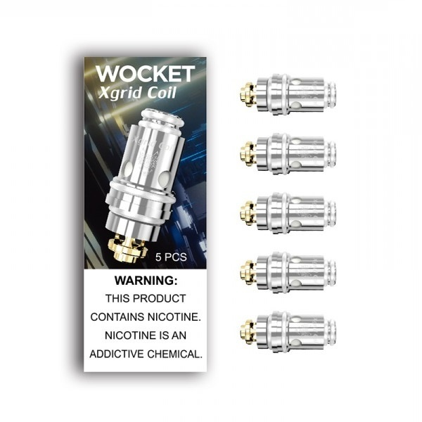 Snow Wolf SnowWolf Wocket Replacement Coils 5Pack (MSRP $19.99)