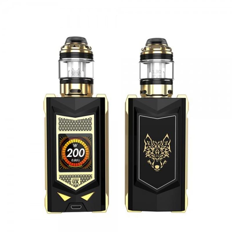 Sigelei Snowwolf Mfeng UX 200W Kit (MSRP $89.99)