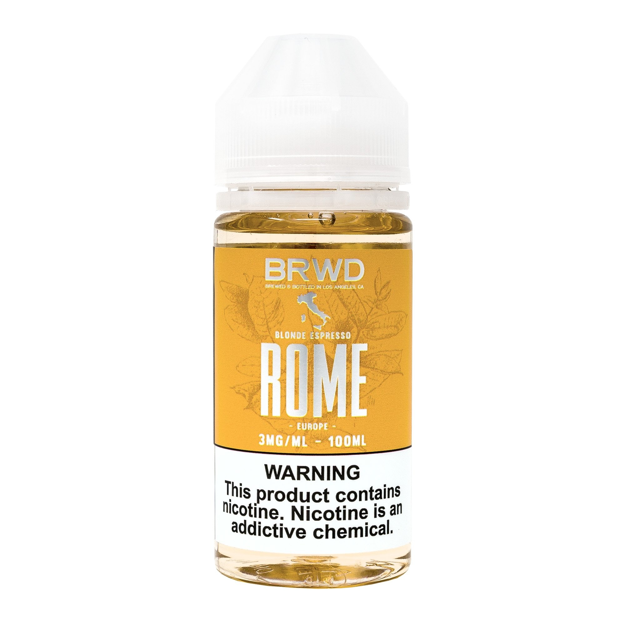 BRWD Rome 100ml (MSRP $24.99)