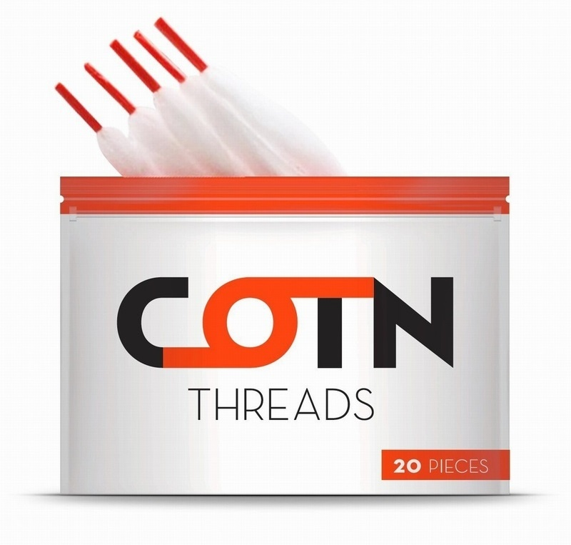 COTN Prebuilt Cotton Threads (MSRP$5.99)
