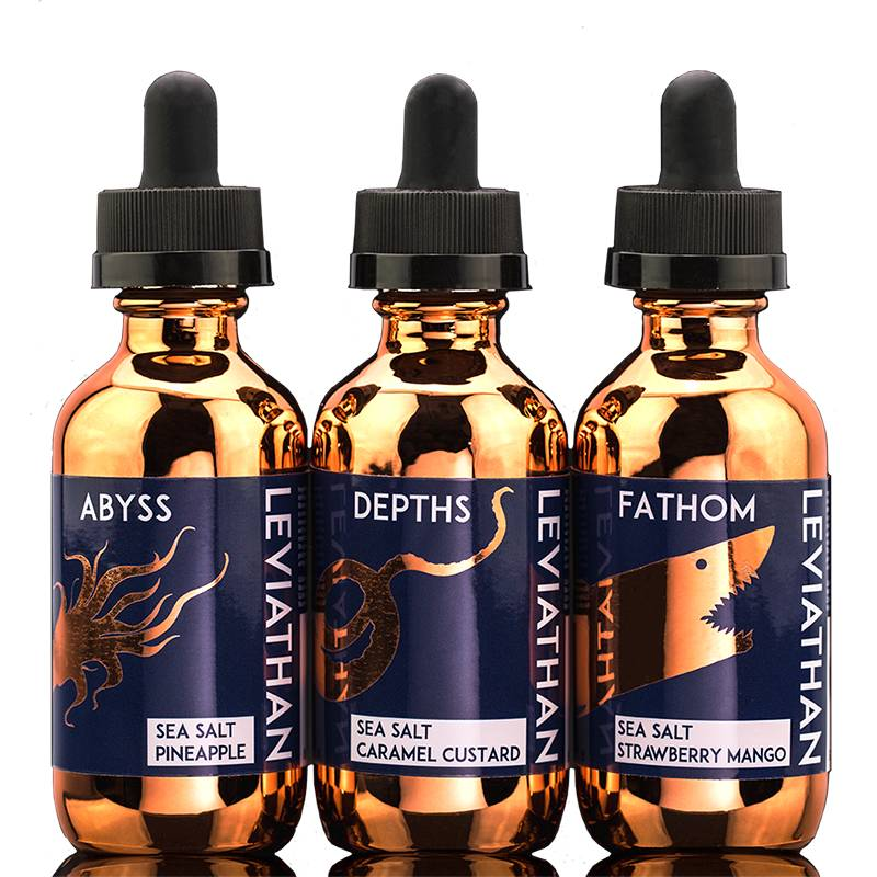 Leviathan 60ml (MSRP $27.99)