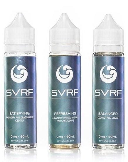 Saveur SVRF 60ml (MSRP $24.99)