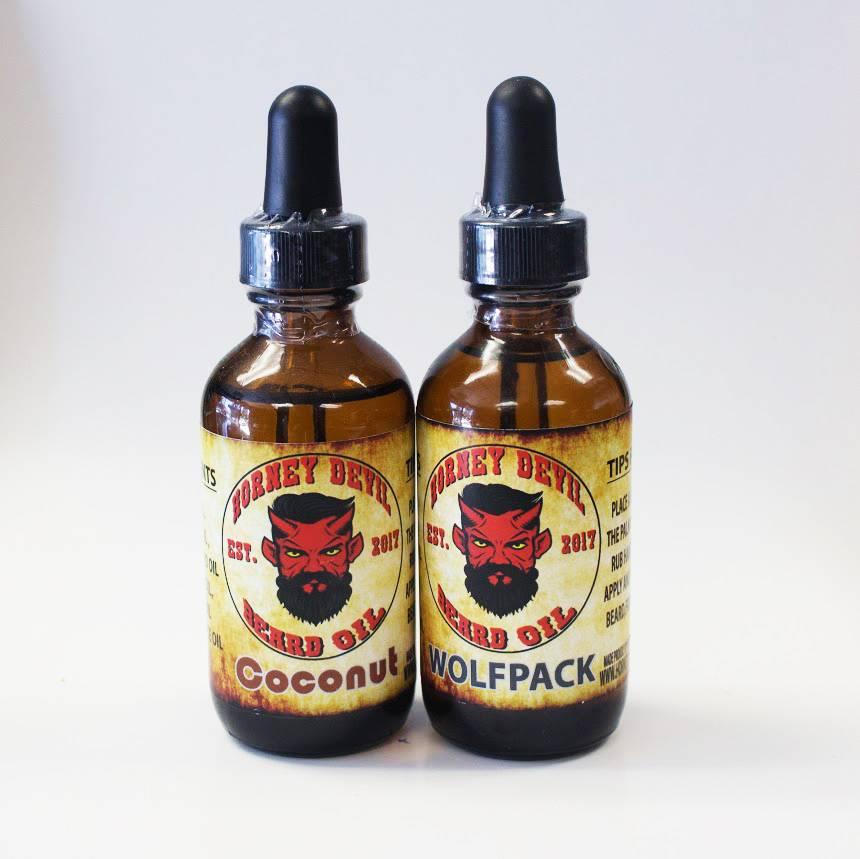 Horney Devil Horney Devil Beard Oil 60ml (MSRP $20.00)