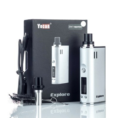 Yocan Yocan Explore 2 in 1 Kit (MSRP $89.99)