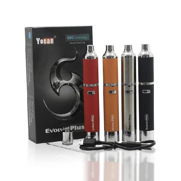 Yocan Yocan Evolve Wax Pen Kit (MSRP $39.99)