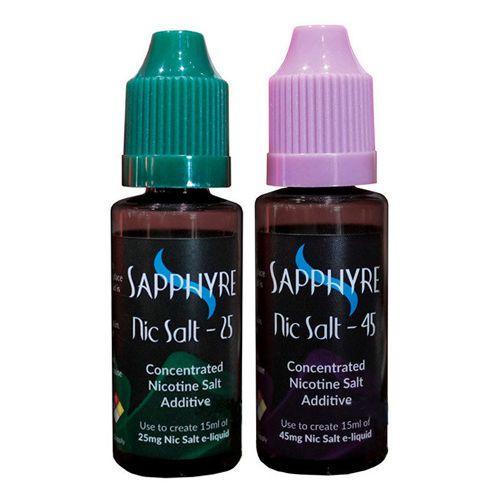 Sapphyre Sapphyre Nicotine Salt Additive 15ML (MSRP $3.99)