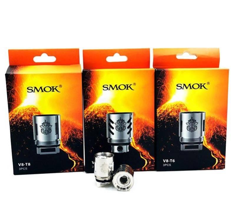 Smok Smok TFV8 Cloud Beast Coils 3pack (MSRP $22.99)