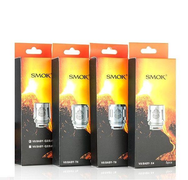 Smok Smok TFV8 Baby Beast Coils 5Pack (MSRP $24.99)
