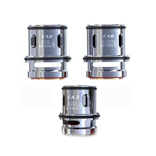Ijoy IJOY Captain X3 Coils 3pack (MSRP $17.00)