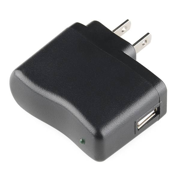 USB Charging Adapter Wall Plug-In (MSRP $4.95)