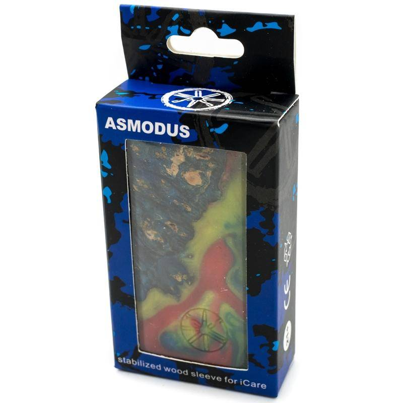 Asmodus Asmodus Icare Stabilized Wood Sleeve (MSRP $19.99)