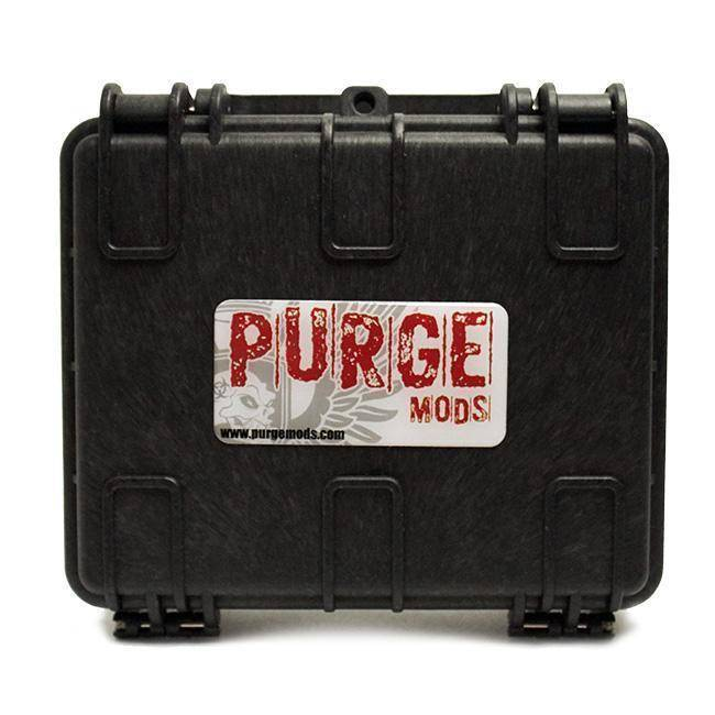 Purge Purge Back to Basics V3 Stacked with Carnage (MSRP $310.00)