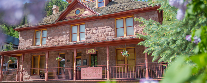 Welcome to the Telluride Museum Store!