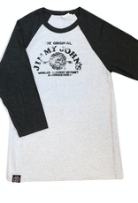 Distressed Original Jimmy John's® Baseball Tee