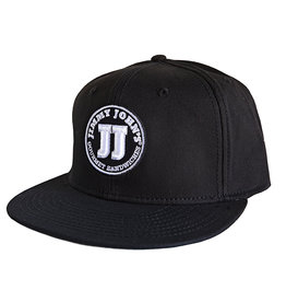 Jimmy John's Disc Logo Flat Bill Hat