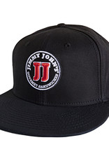 Jimmy John's Red Disc Logo Flat Bill Hat
