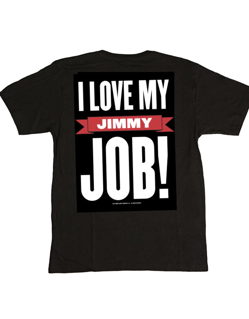 Love My Jimmy Job
