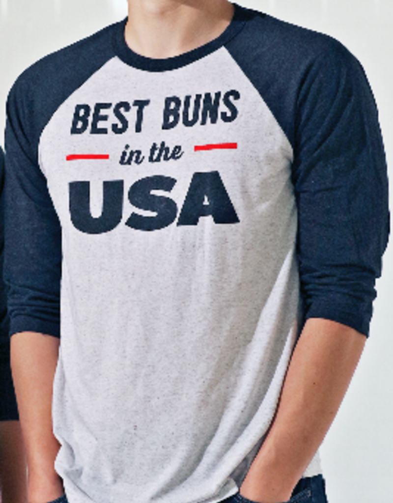 Jimmy John's® Best Buns Baseball Tee