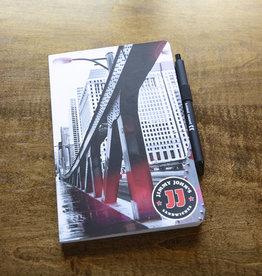 City Scape Journal & Pen
