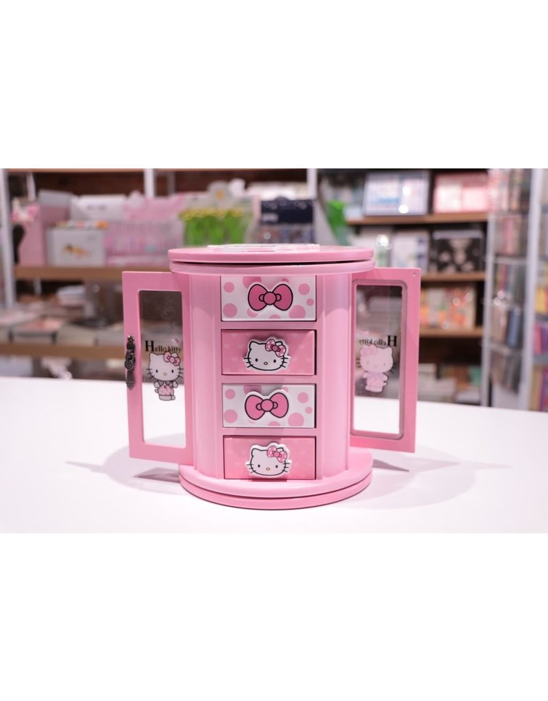 d6cd688fb Hello Kitty Music Jewellery Box Spin - A Culture of Cuteness