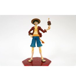 Statue POP Luffy with Chicken Leg from One Piece