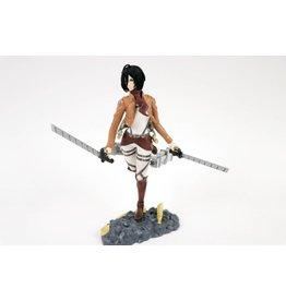 Statue Mikasa Ackerman from Attack on Titan