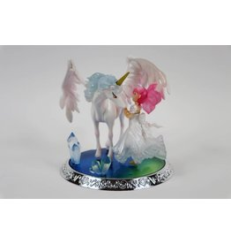 Statue Sailor Chibi Moon and Pegasus from Sailormoon