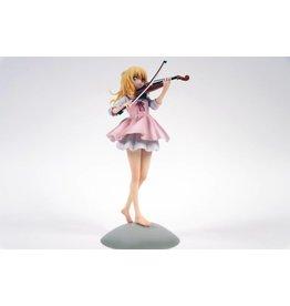 Statue Miyazono Kaori with Violin  from Shigatsu wa Kimi no Uso