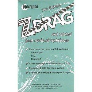 NRS NRS - Z-Drag Rescue Crib Sheet