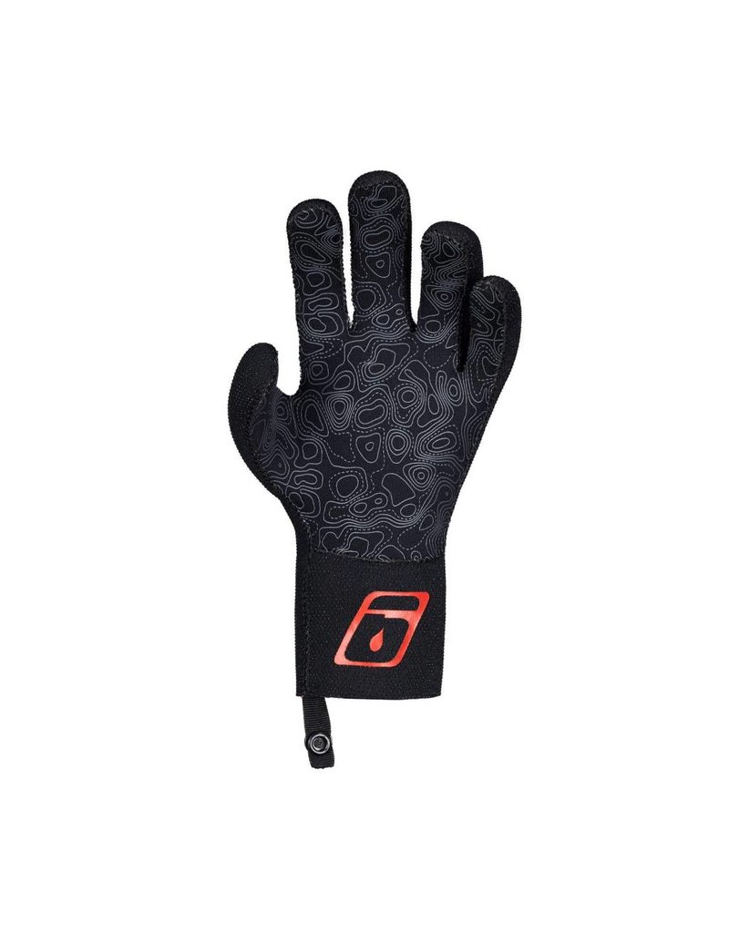 LEVEL SIX LVL 6 - Proton 2 mm Neoprene Glove w/ Gel Printed Palm