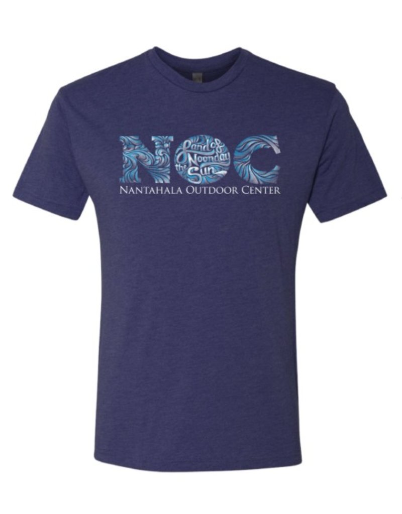 NOC SS NOC Calligraphy Triblend Tee -