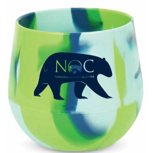 NOC NOC Black Bear 14 oz Wine Tumbler -