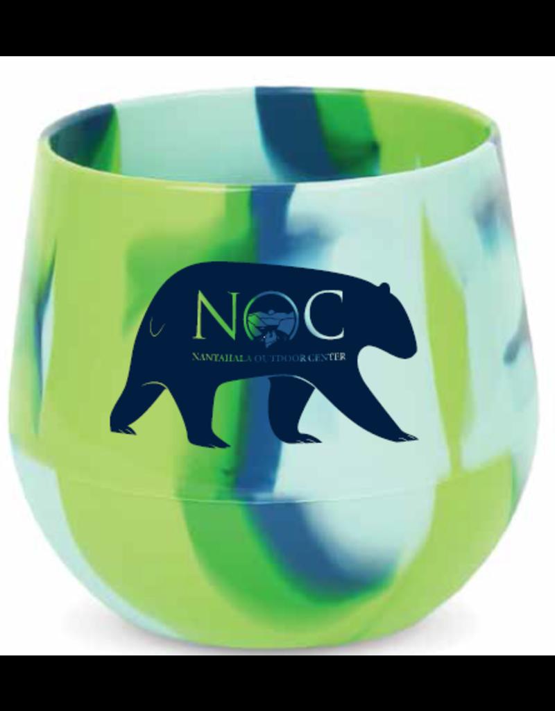 NOC NOC Black Bear 14 oz Wine Tumbler -