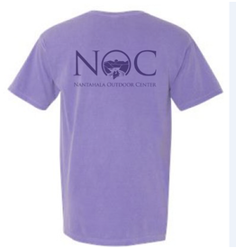 NOC NOC Single Color Logo Ringspun S/S