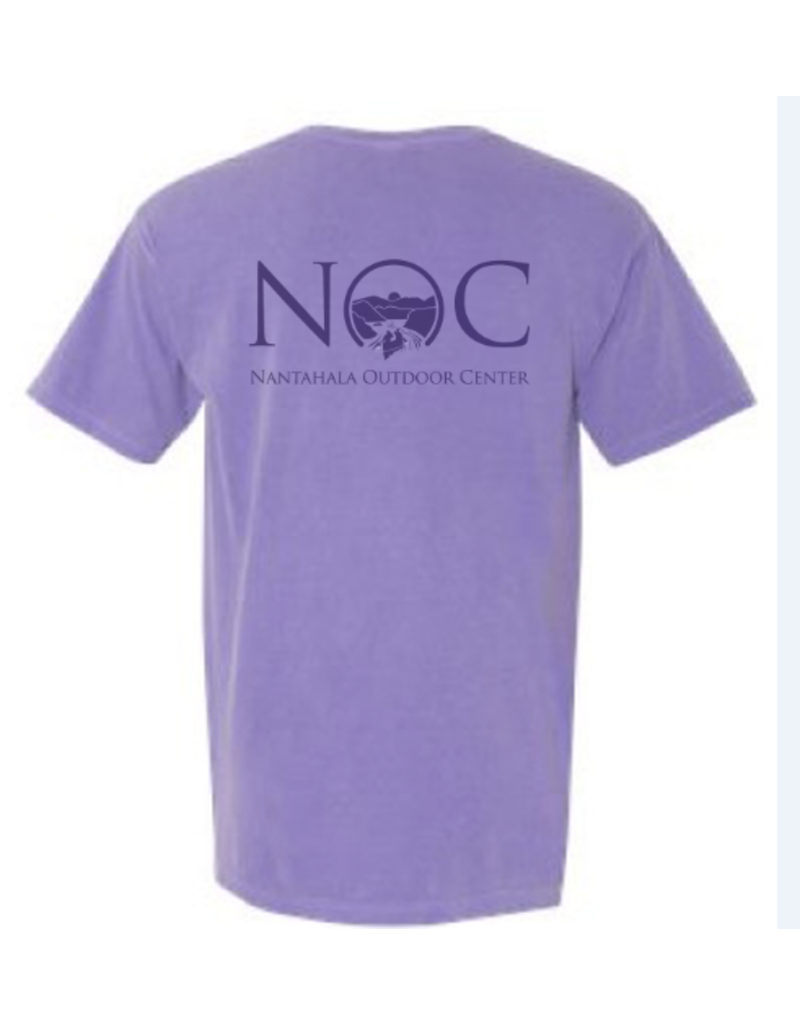 NOC NOC Single Color Logo Ringspun S/S