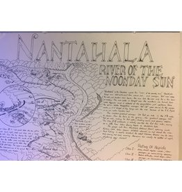 adventure KEEN Nealy River Map Nantahala