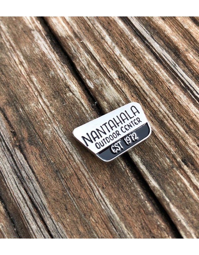 NOC NOC Parks Sign Enamel Pin