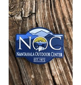 NOC NOC Mountain View PVC Magnet